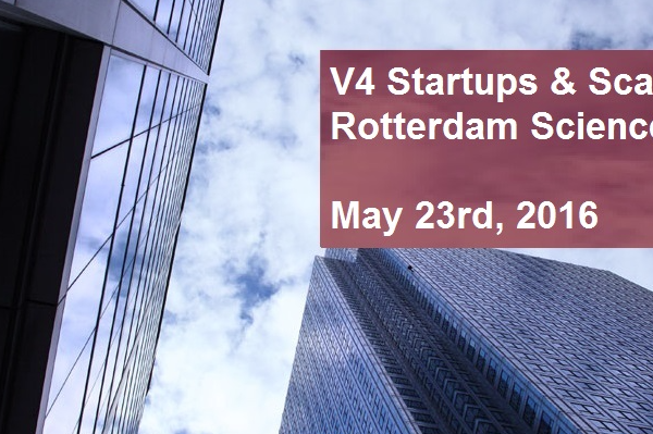 V4 startups to scale-ups