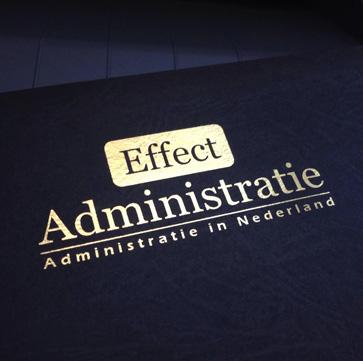 Effect Administratie